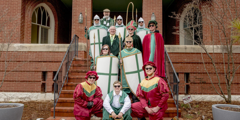 St. Pat's Court arrival planned March 13