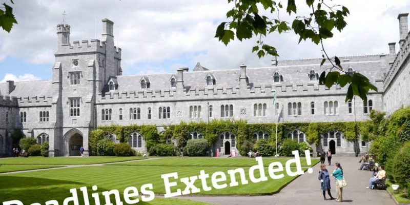 Deadlines extended for summer/fall 2019 Study Abroad programs
