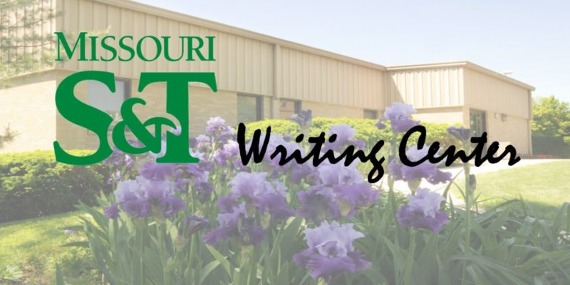 Don't miss the deadline to apply for a Writing Center position