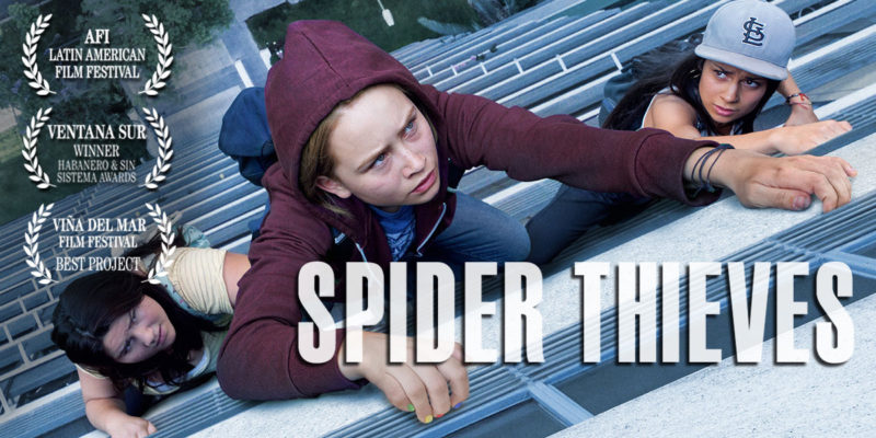 Hispanic Film Series continues tonight with 'Spider Thieves'