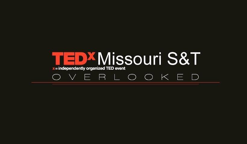 TEDxMissouriS&T graphic