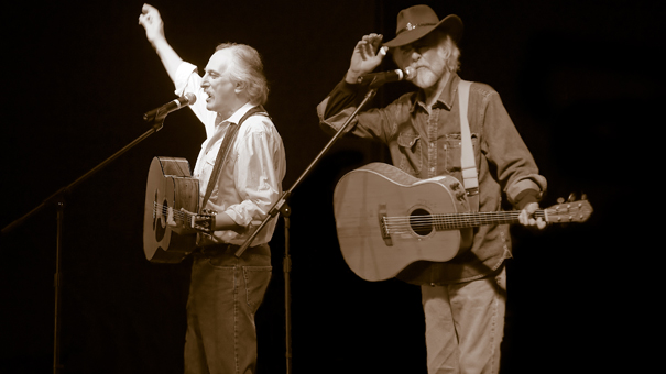 Brewer and Shipley in concert