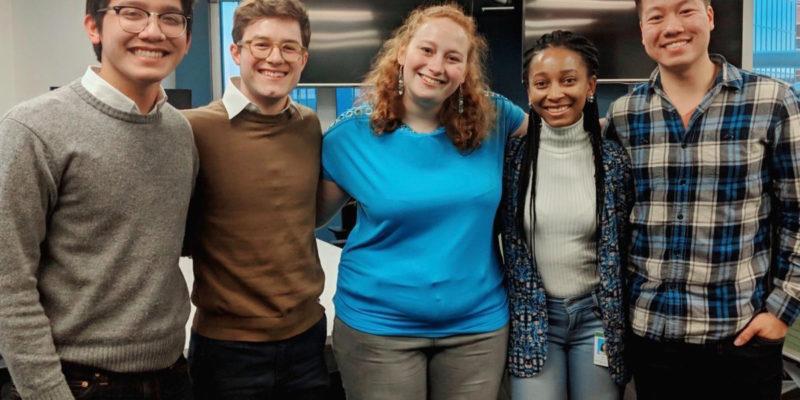Student team advances in innovation challenge