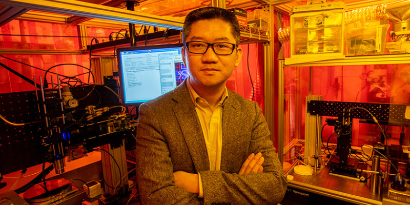 Heng Pan receives NSF award to advance nanomanufacturing research