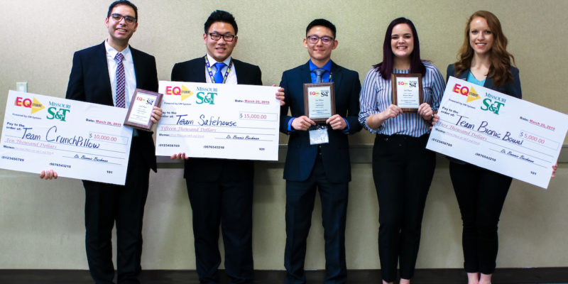 Three S&T teams head to EQ competition