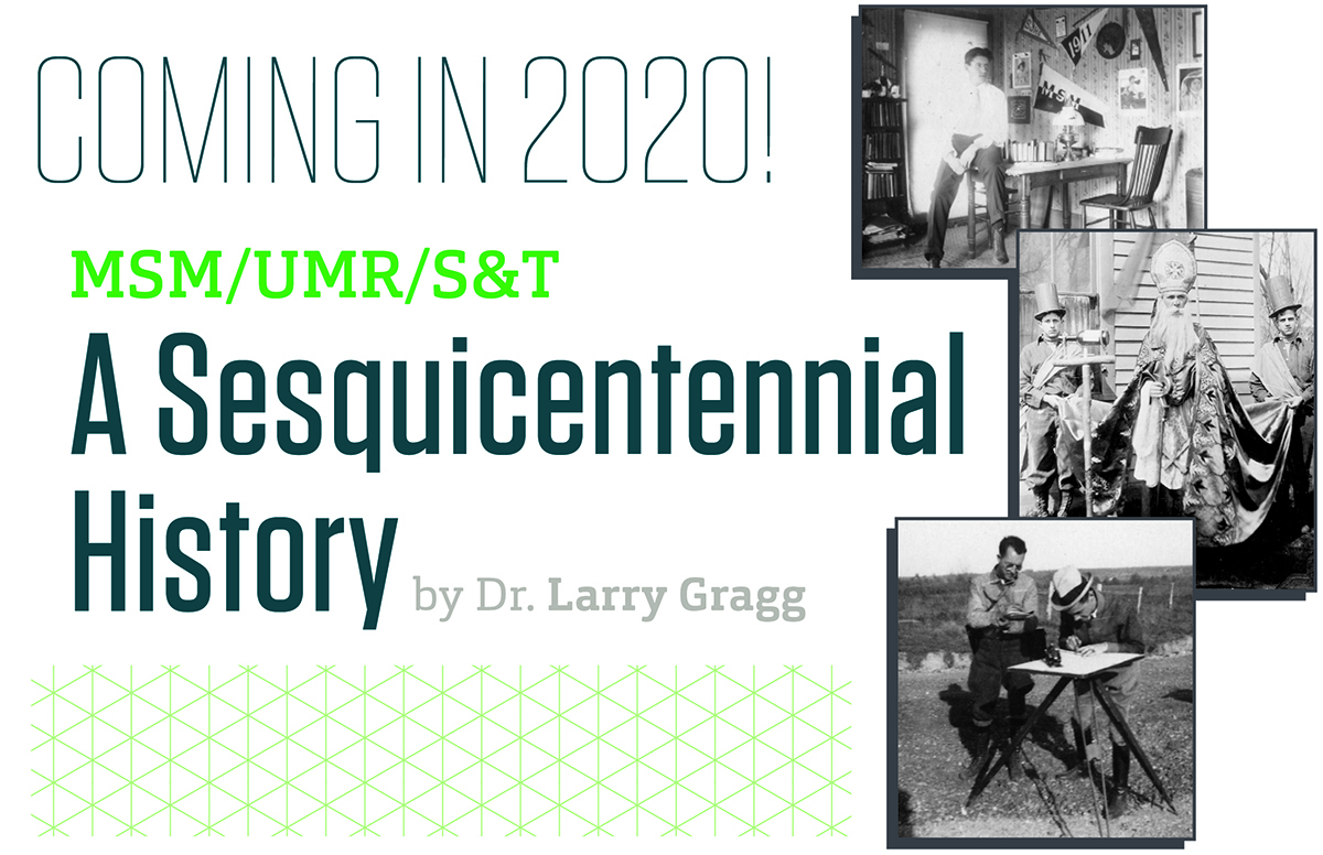 Coming in 2020! A Sesquicentennial History