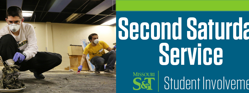 Volunteer with Second Saturday Service