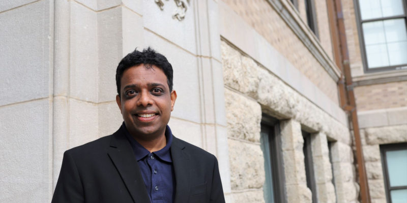 Ph.D. candidate advances to regional competition
