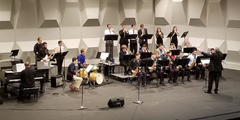 S&T jazz ensembles to perform spring concert