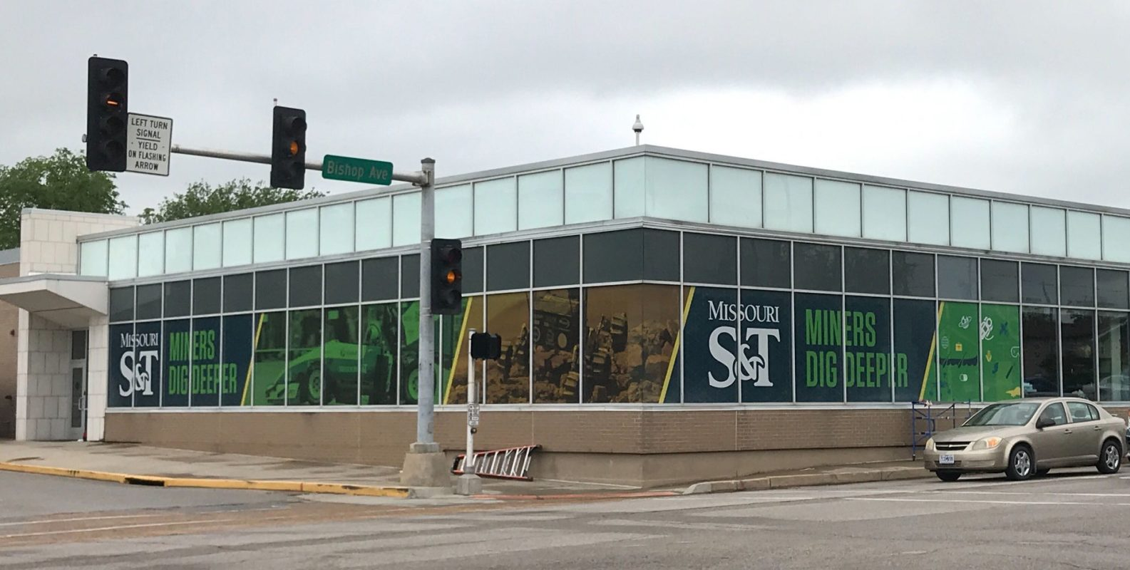 Design center exterior
