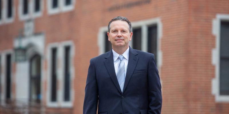 Roberts named interim provost, Brow interim deputy provost