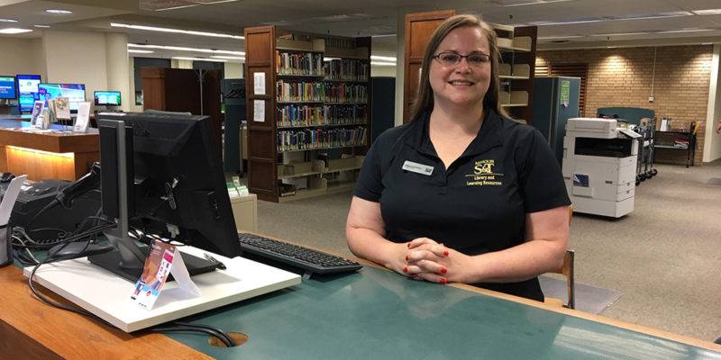 Staff Spotlight: Amanda Sauerwein