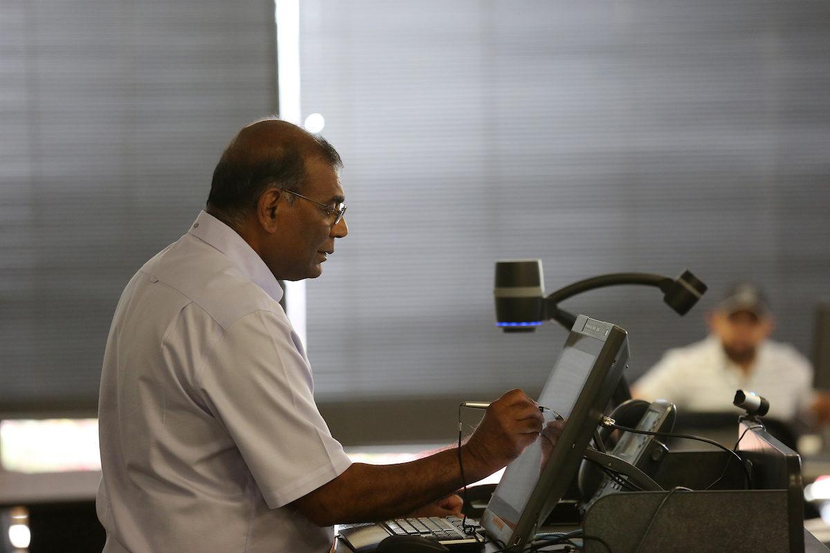 Samaranayake teaching