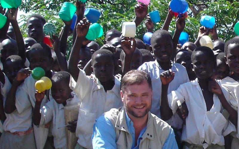 Oerther in Tanzania