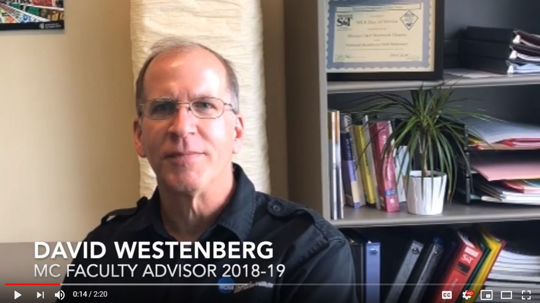 Screenshot of Dave Westenberg