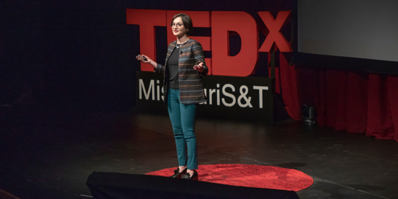 Apply to speak at TEDx