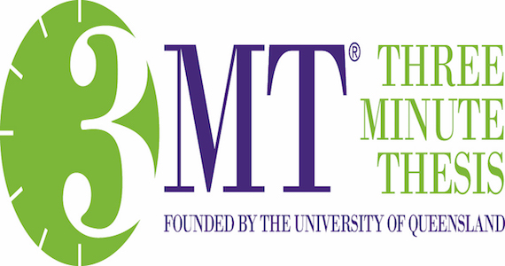 Register to compete in 3-Minute Thesis