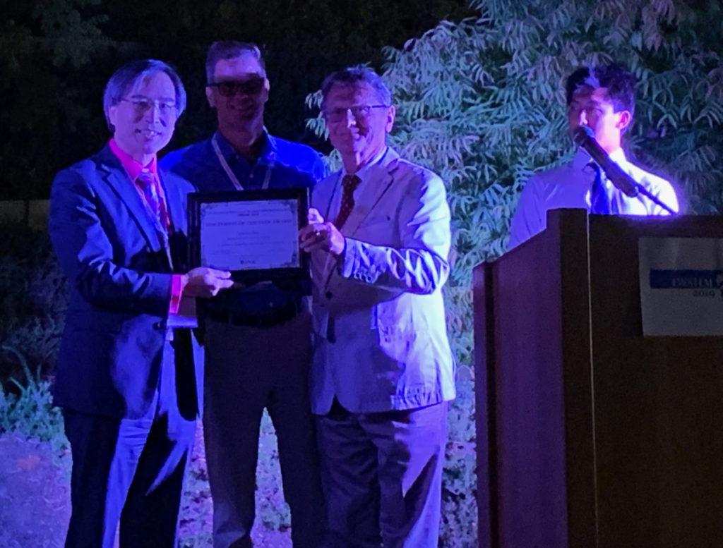 Genda Chen award