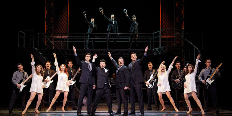 JERSEY BOYS coming to Leach Theatre