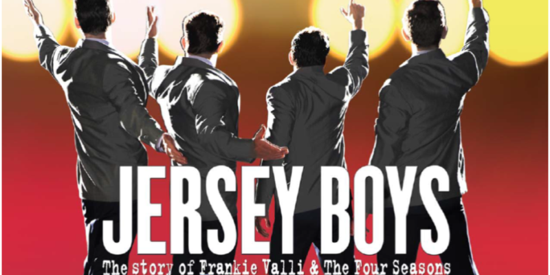Student ticket sale for Jersey Boys