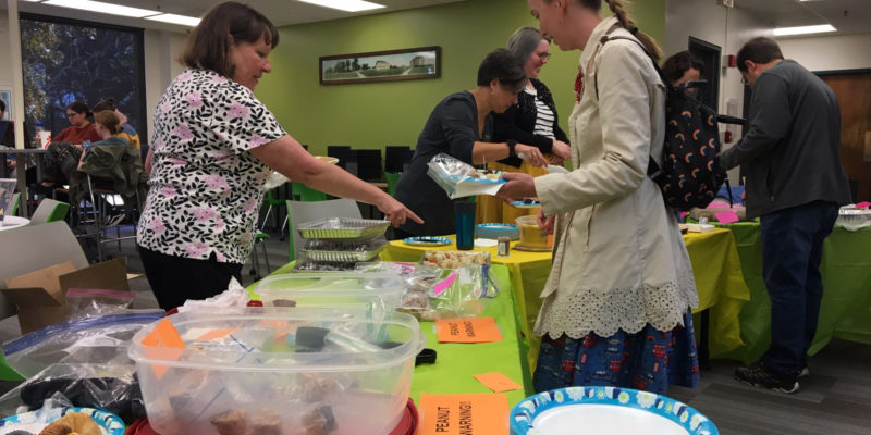 Bake-off brings in $650 for Student Emergency Fund