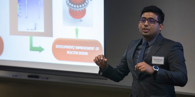 Catch the 3-Minute thesis finale