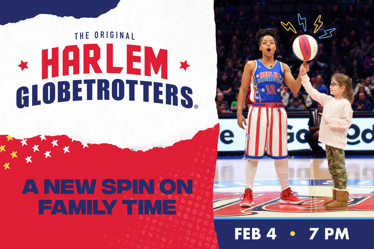 Globetrotters graphic