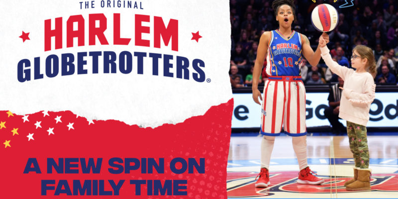 Get discounted Globetrotters tickets