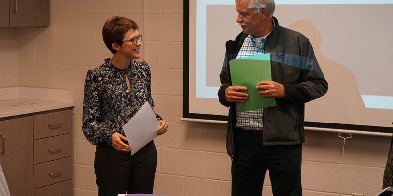 Faculty members honored with awards