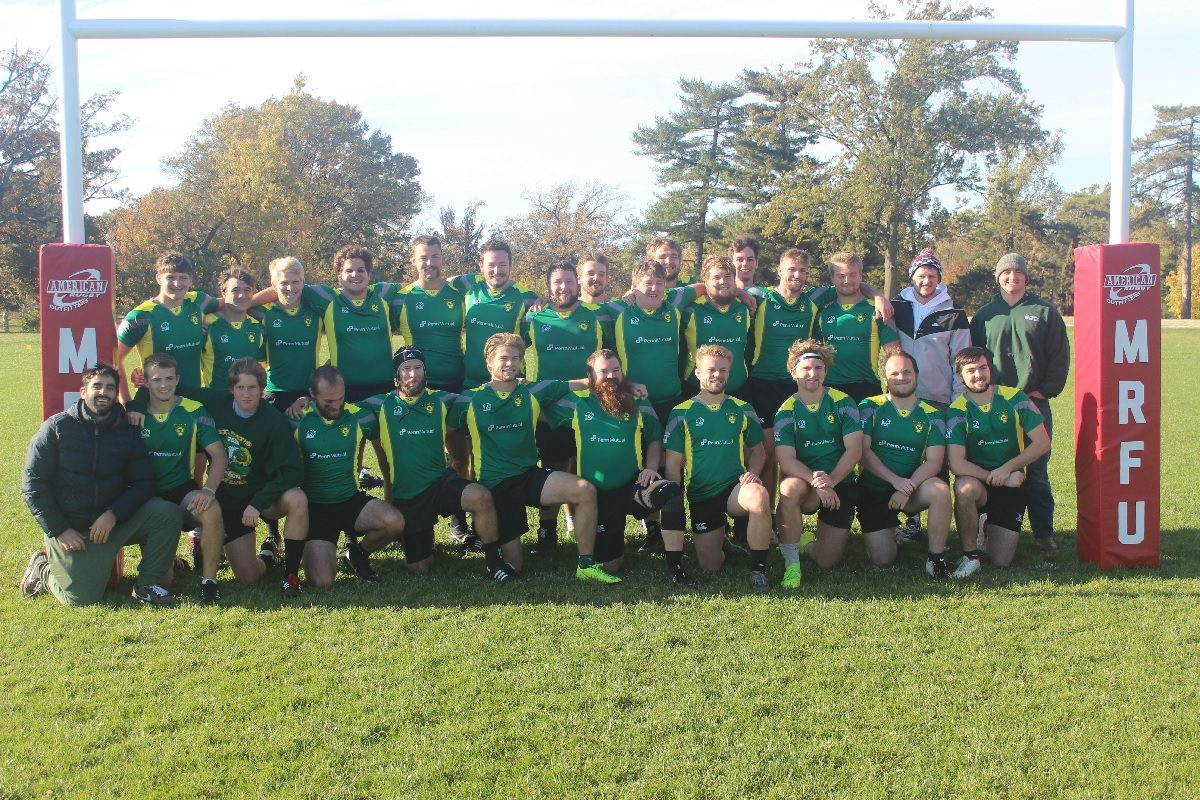 Rugby group picture