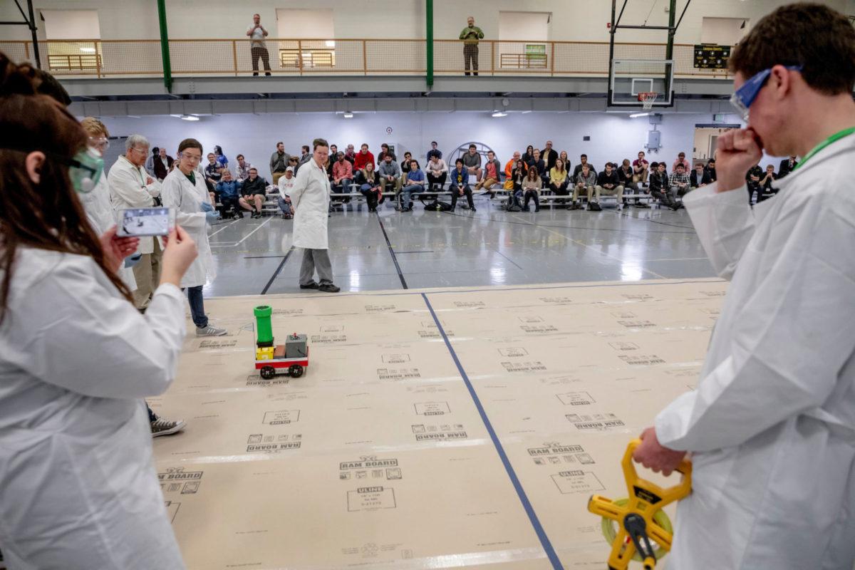 Chem-E-Car contest