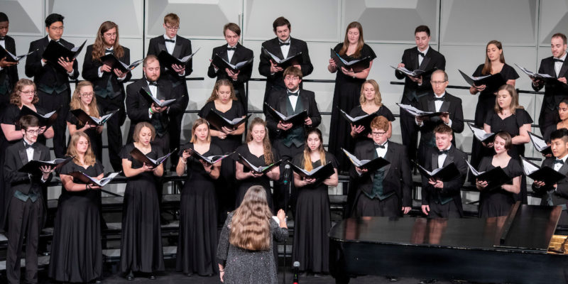 Missouri S&T choirs and symphony orchestra to perform holiday concert Dec. 8