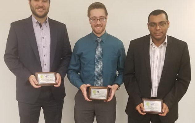 Beltz wins 3MT competition