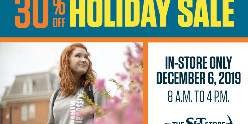 Miner friends & family holiday sale