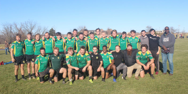 Rugby team wins third in national competition