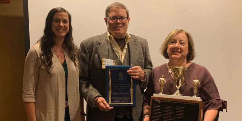 Cudney honored for technical excellence in quality