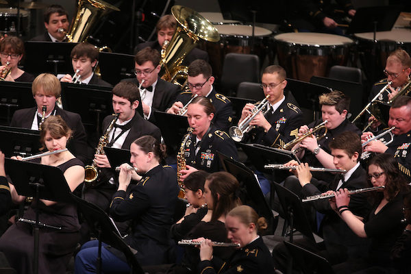 Free band concert set for Sunday