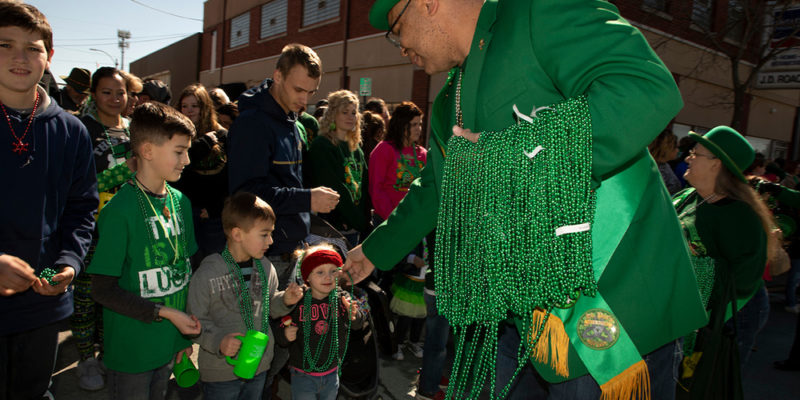 COVID-19: Celebrate St. Pat's with alumni association (canceled)