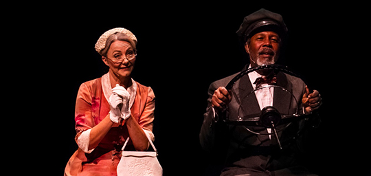 Student Ticket Sale for Driving Miss Daisy