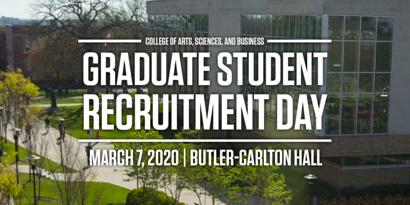 CASB Graduate Student Recruitment Day planned March 7