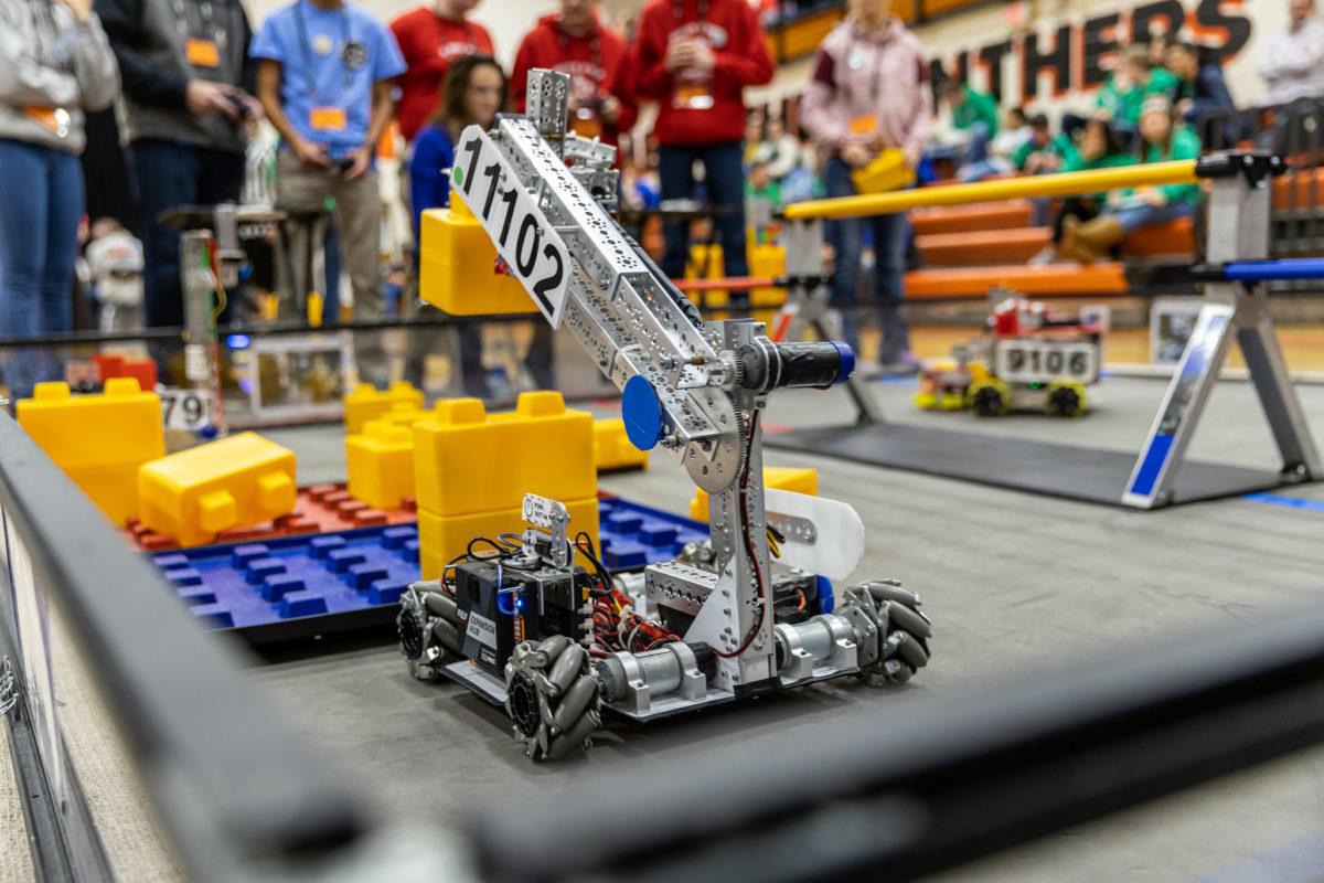FIRST robots