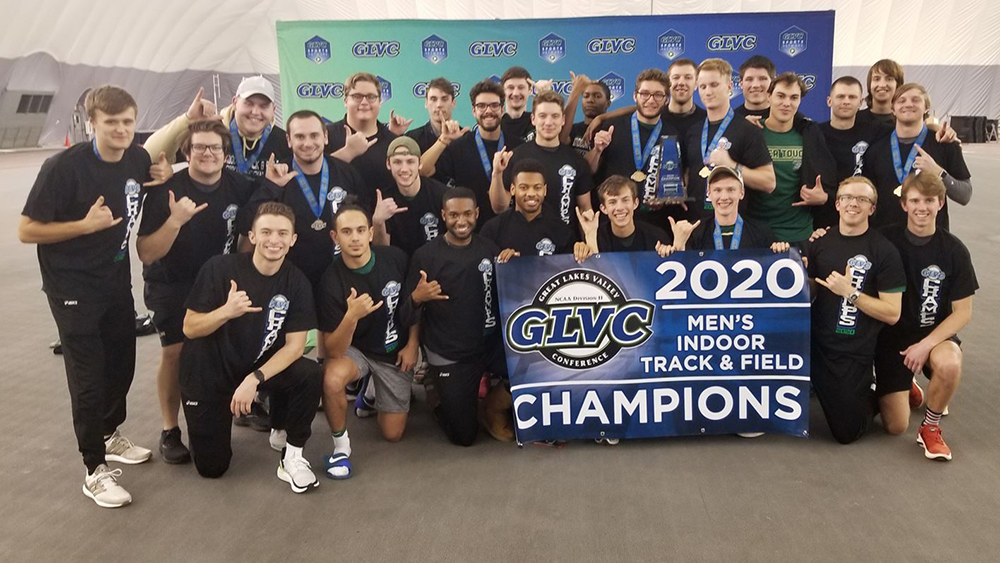 Mens Track and Field team