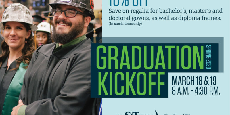Grad fair set for March 18-19