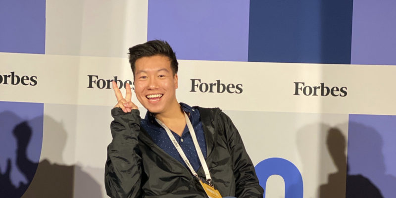 S&T student named 'top hacker,' 'Forbes Under 30' scholar