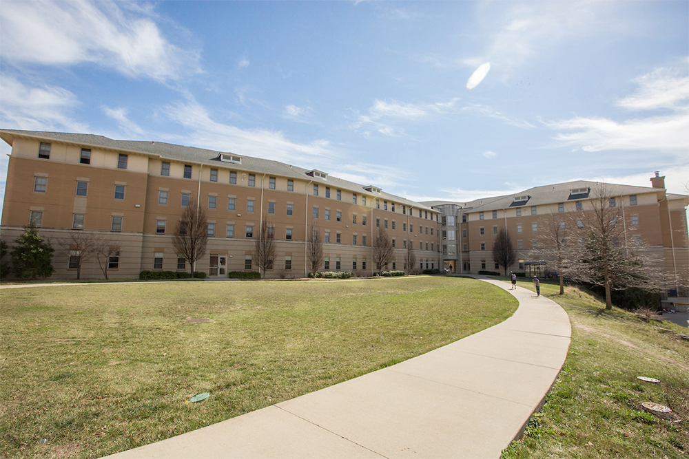 Residential Commons buildings