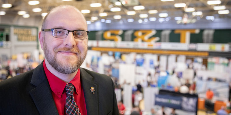 COER director defends thesis