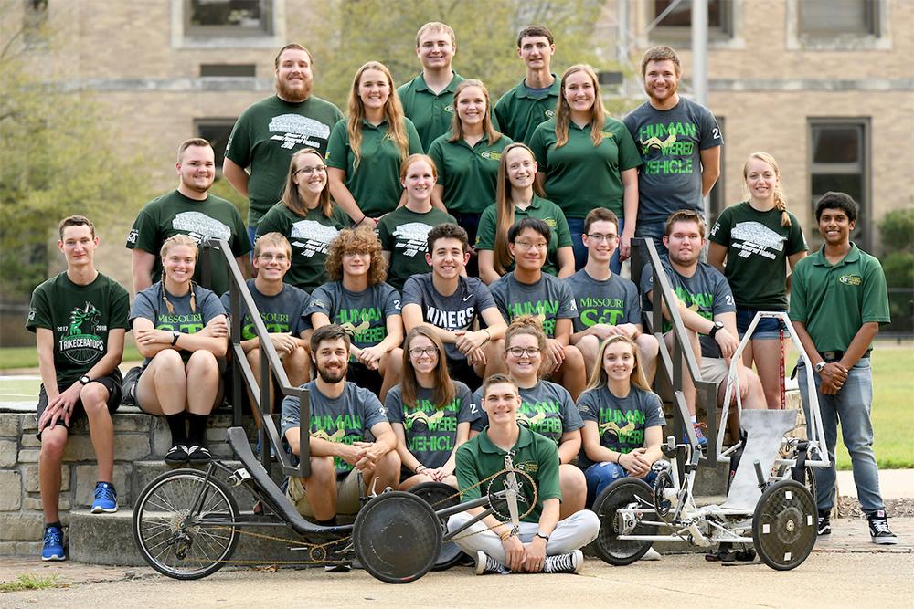 Human Powered Vehicle team