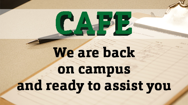 CAFE returns to campus