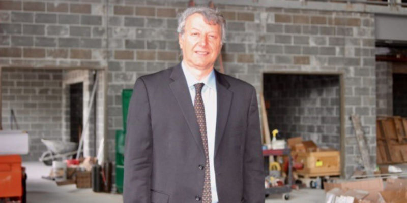 Concrete expert honored