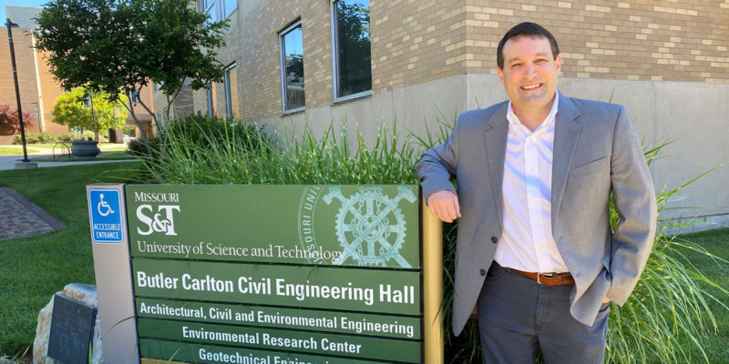 Myers recognized for advanced materials contributions
